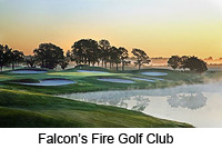 Falcon's Fire Golf Club - Florida golf course